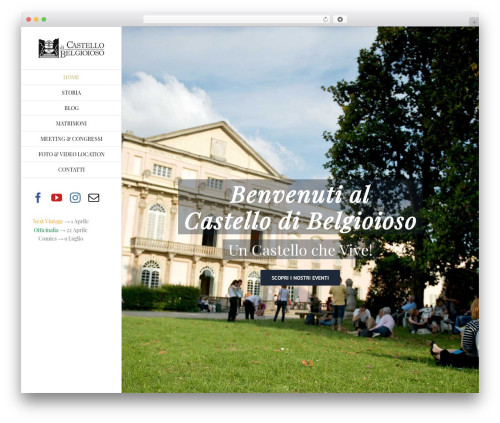 Free WordPress Customer Chat for Facebook plugin - belgioioso.it