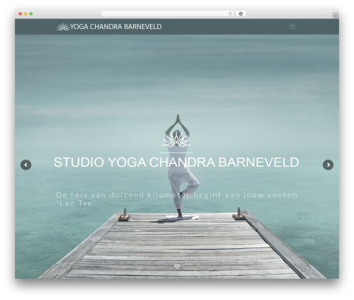 Betheme WordPress theme - yoga-chandra-barneveld.nl