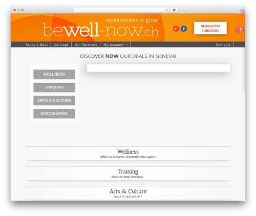 WordPress woocommerce_postfinancecw plugin - bewell-now.ch