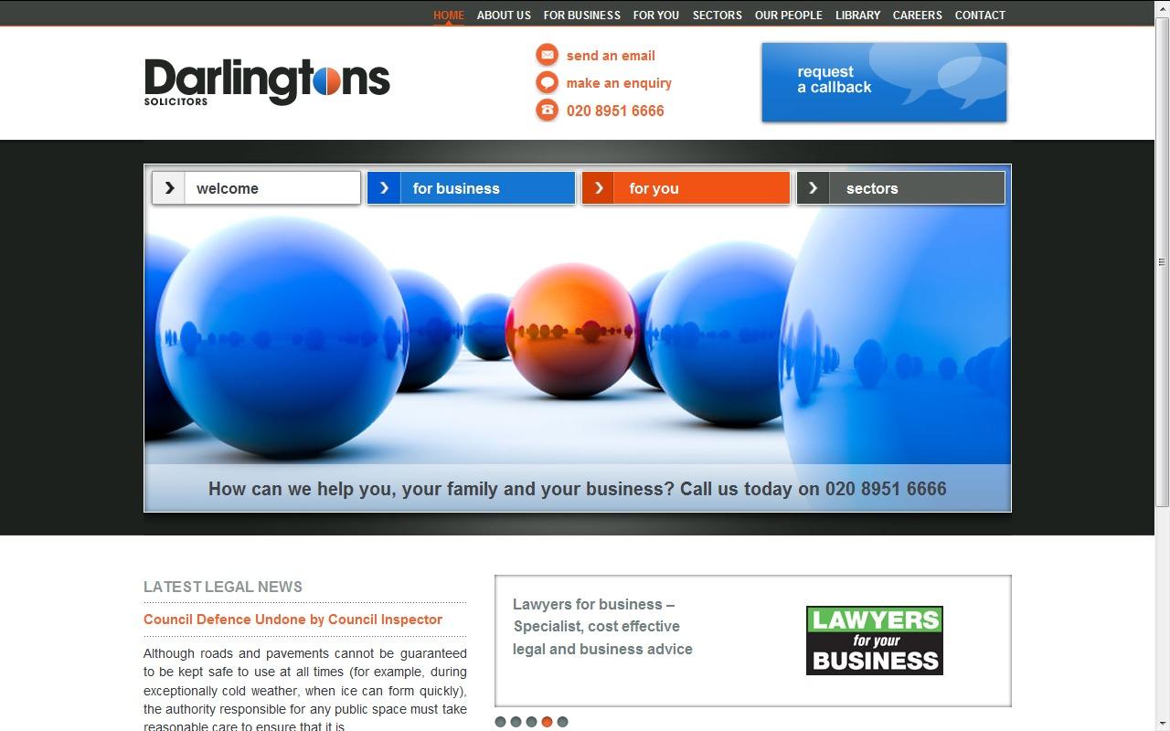 BusinessLaw.Co.uk (Thematic) WordPress blog template
