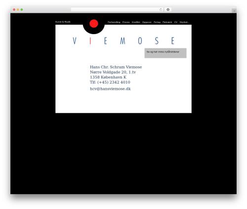 Free WordPress WP Simple Galleries plugin - hansviemose.dk