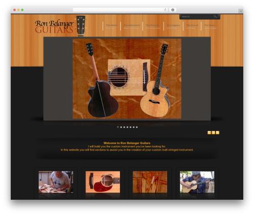 Free WordPress My Quicktags plugin - belangerguitars.com