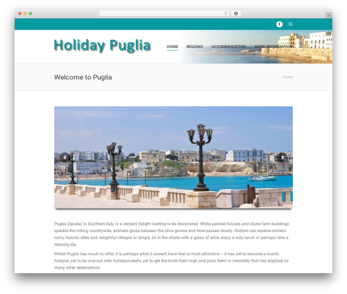 Free WordPress WordPress prettyPhoto plugin - holiday-puglia.com