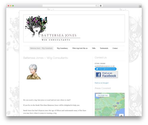 Forever best WordPress theme - batterseajones.co.uk