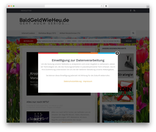 Free WordPress wpLike2Get plugin - baldgeldwieheu.de