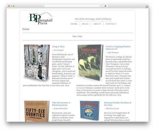 Free WordPress Cookies for Comments plugin - bangtailpress.com