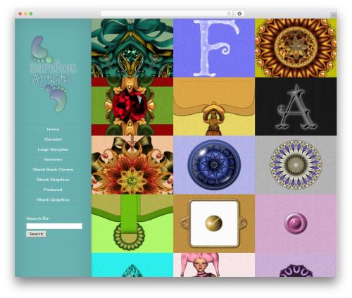Free WordPress Sell Digital Downloads plugin - barefootartists.com