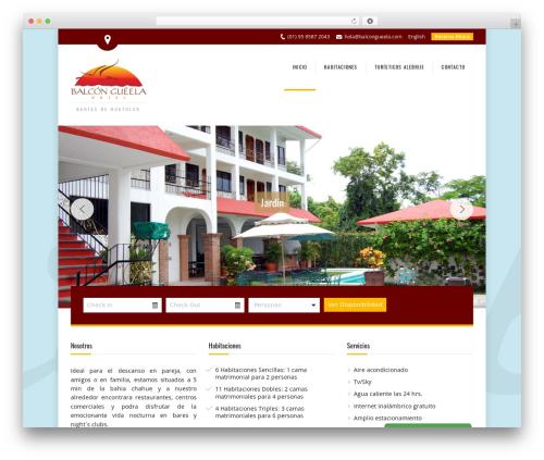 WordPress sitepress-multilingual-cms plugin - balcongueela.com