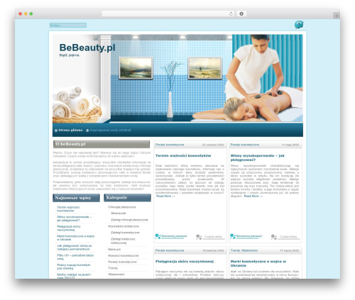 Free WordPress Anti-Captcha (anti-spam botblocker) plugin - bebeauty.pl