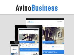 AVINO company WordPress theme