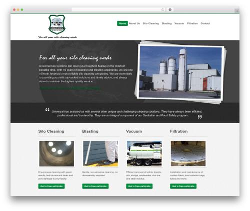 Best WordPress template Swatch - usses.ca