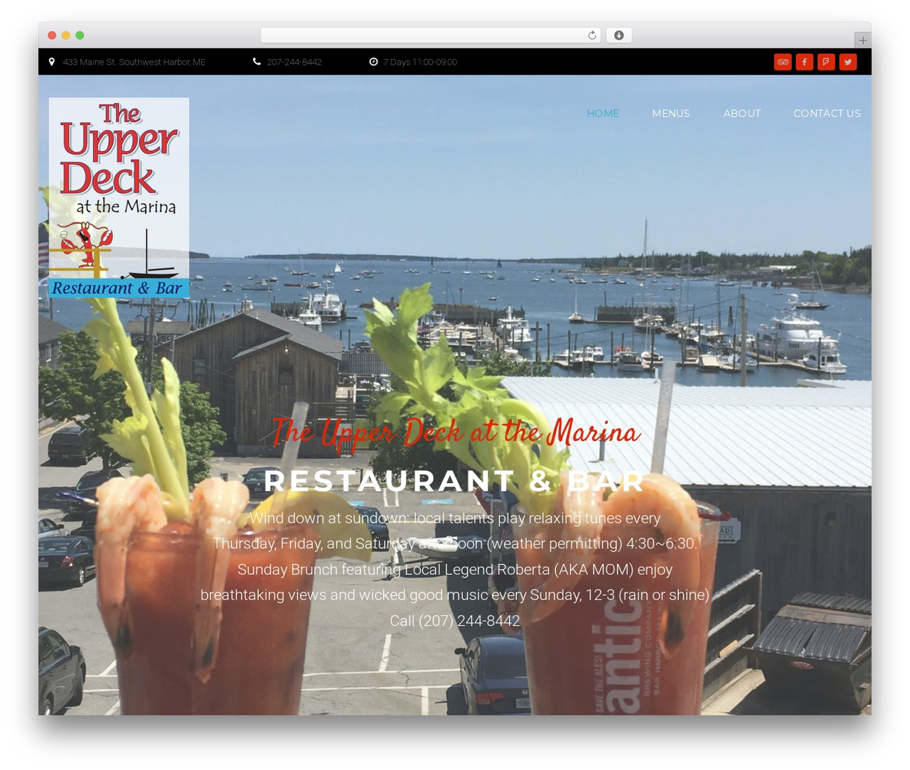 Bettaso Wordpress Template By Template Monster Upperdeckdining