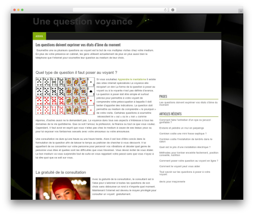 BizPoint theme free download - une-question-voyance.com