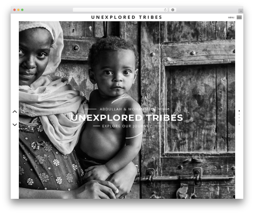Free WordPress PixProof plugin - unexploredtribes.com