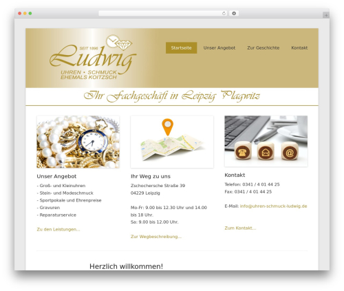 Free WordPress Contact Form 7 plugin - uhren-schmuck-ludwig.de