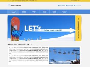 cloudtpl_1040 WordPress theme design