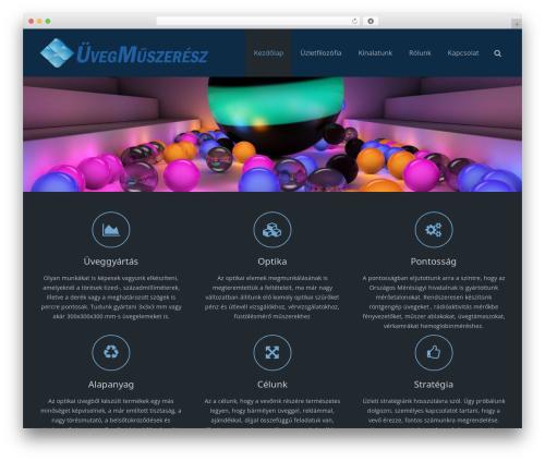 Impreza (Share On Theme123.Net) template WordPress - uvegmuszeresz.hu