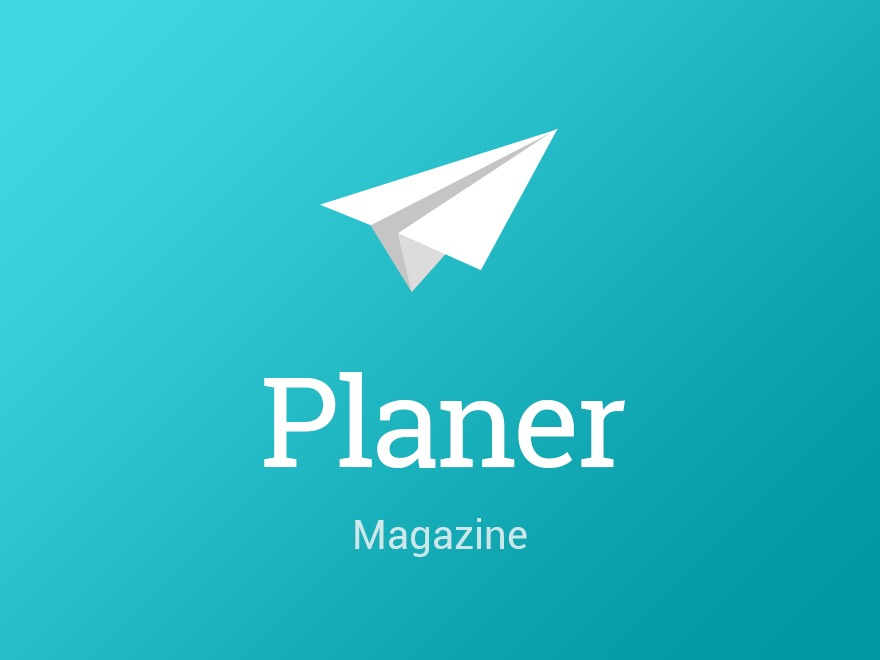 Planer WordPress ecommerce theme