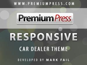 Responsive Car Dealer Theme theme WordPress