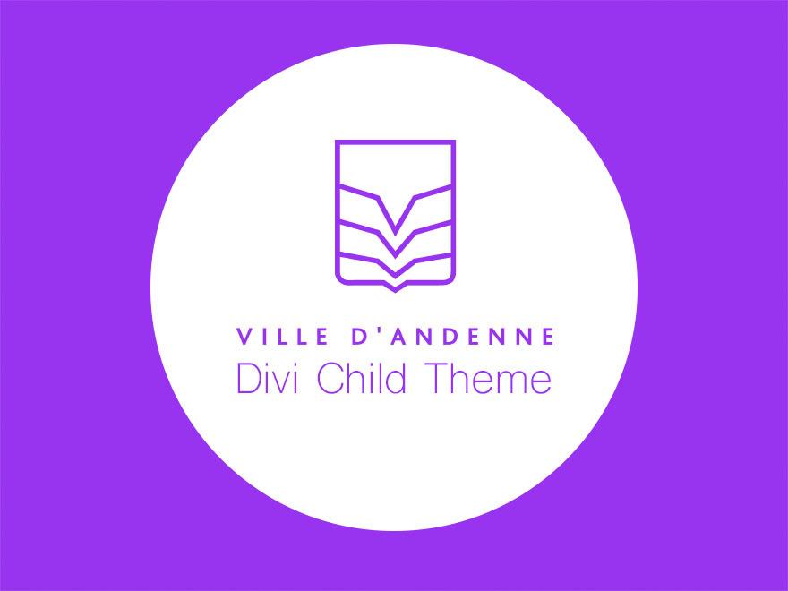 Andenne Child top WordPress theme