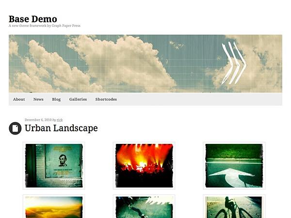 benjamincampos.com best WordPress template