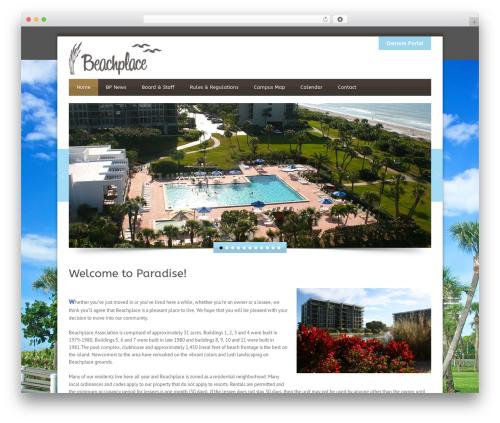 Free WordPress All-in-One Event Calendar plugin - beachplacelbk.com