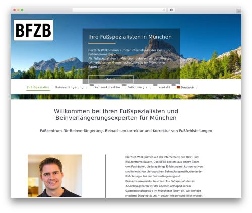 Free WordPress Podamibe Simple Footer Widget Area plugin - beinverlaengerungszentrum.de