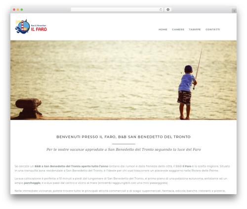 Bentuestu WordPress template - bbilfaro.net