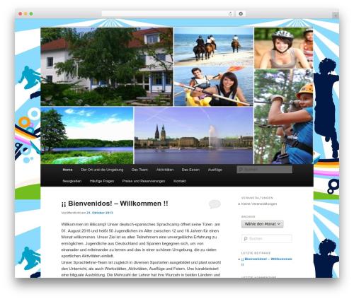 Twenty Eleven WordPress theme free download - bilicamp.es