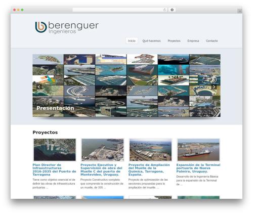 Free WordPress GDPR plugin - berengueringenieros.com