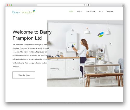 WordPress x-email-mailchimp plugin - barryframpton.co.uk