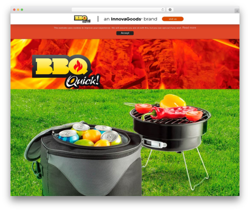A_B WordPress shop theme - bbq-quick.com