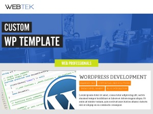 Barta theme WordPress