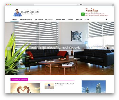 Free WordPress Podamibe Simple Footer Widget Area plugin - bartolinkisti.com