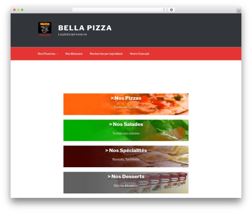 Free WordPress WP Store Locator plugin - bella-pizza.fr