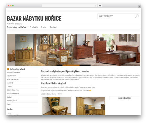 Free WordPress WooCommerce plugin - bazarhorice.cz