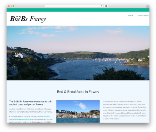 Free WordPress RICG Responsive Images plugin - babsfowey.co.uk