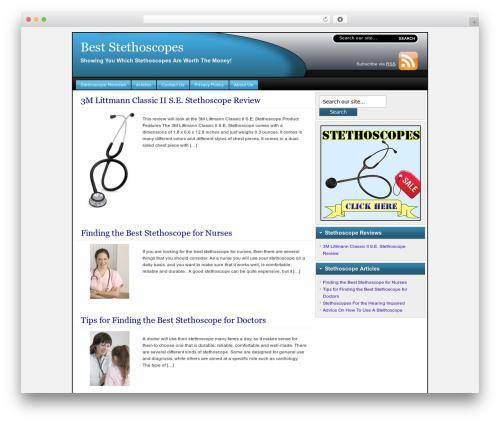 WordPress azondealalert plugin - beststethoscopes.org