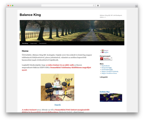 Free WordPress My Quicktags plugin - balanceking.com
