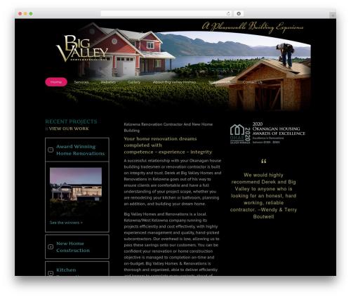 Nebula WordPress template - bigvalleyhomes.ca