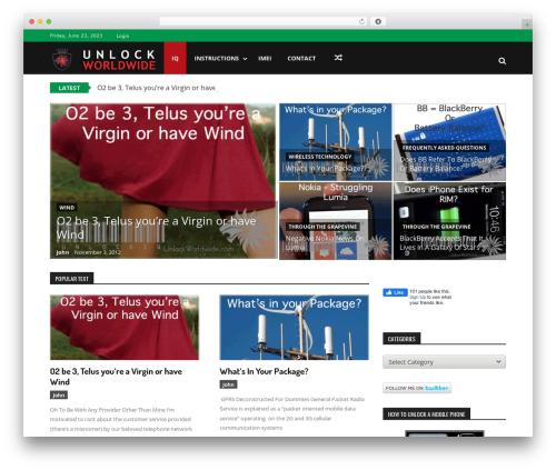 Free WordPress Frontend Post WordPress Plugin – AccessPress Anonymous Post plugin - unlockworldwide.com