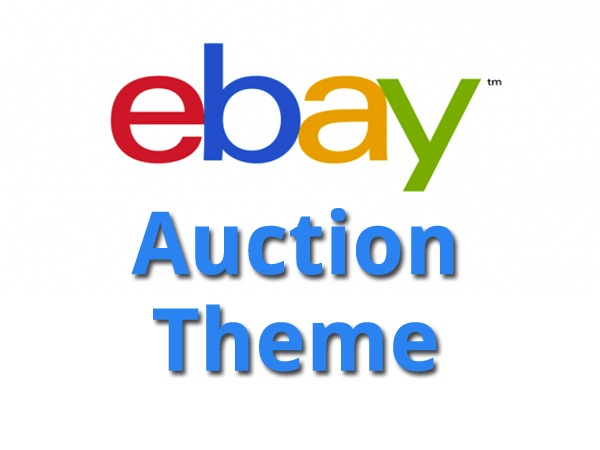Auction best free WordPress theme