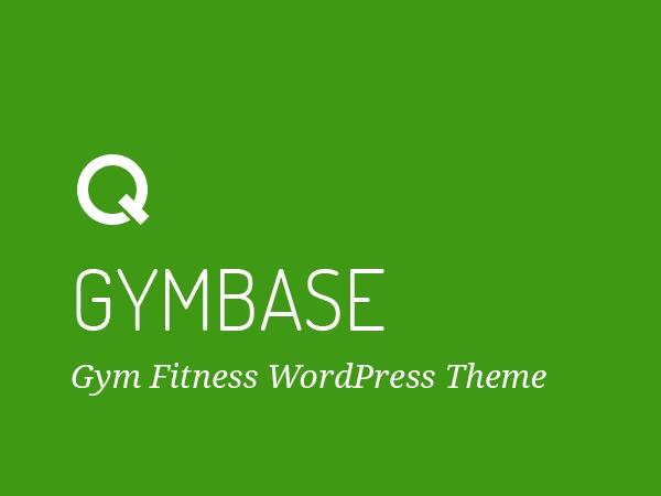 GymBase (::MafiaShare.net::) best portfolio WordPress theme