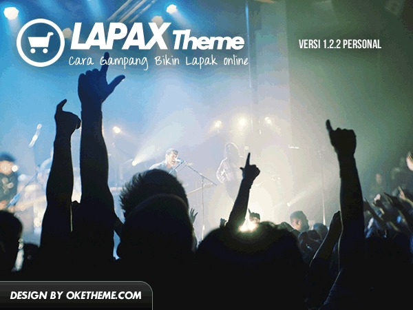 Lapax WordPress video theme