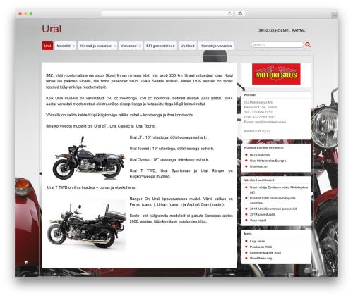 Free WordPress Strx Magic Floating Sidebar Maker plugin - ural.ee