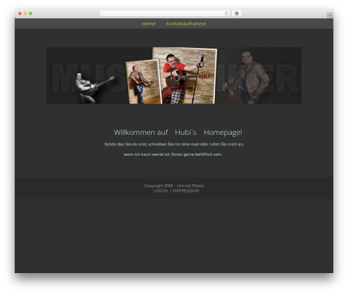 Theme WordPress Nimva - urknallmedia.at