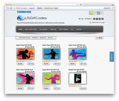 Free WordPress Testimonials Slider plugin - usgiftcodes.com