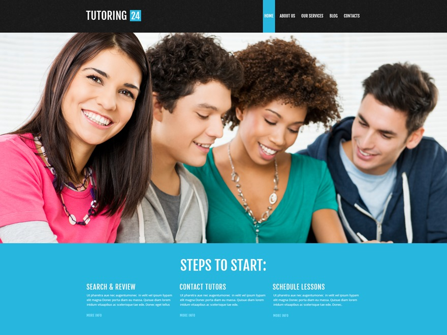 WordPress theme theme52267