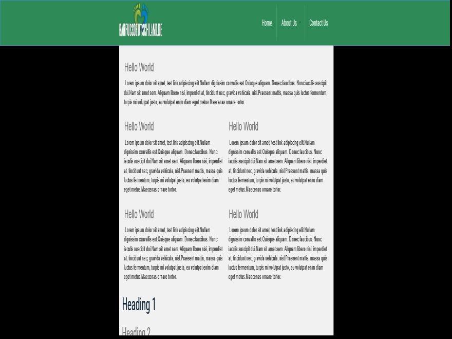 Template WordPress bft