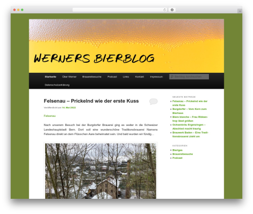 Free WordPress WP Multilang plugin - bierblog.eu